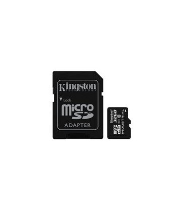 Kingston microSDHC 32GB UHS-I Class 10